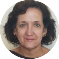 Portrait of Leslie Bertagnoli