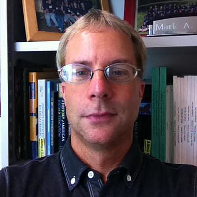 Mark Vegter portrait