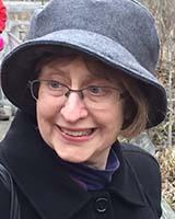 Dr. Susan Burt portrait