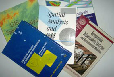 Books from Geospatial Science and Technology Curriculum
