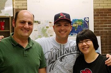 Student Staff of GEOMAP