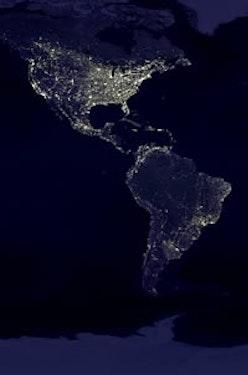 Americas Survey Overhead